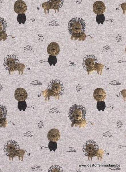 golden lions - tricot