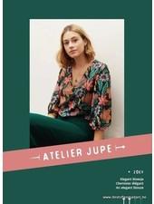 Atelier Jupe Zoey blouse pattern - Atelier Jupe