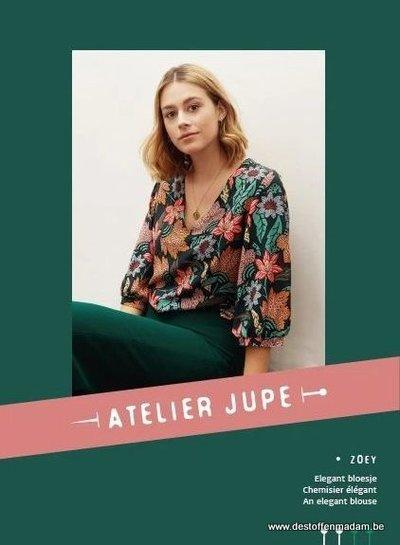 Atelier Jupe Zoey bloes patroon - Atelier Jupe