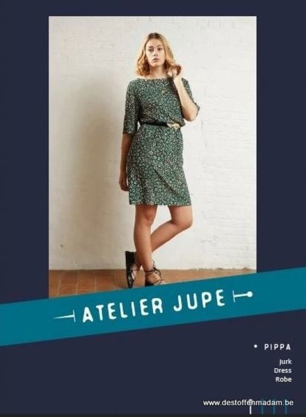 Pippa dress pattern - Atelier Jupe