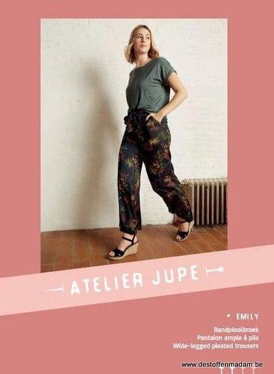 Atelier Jupe Emily trousers pattern - Atelier Jupe
