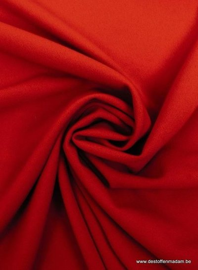 red - light scuba crêpe