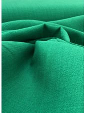 groen - rekbaar linnen katoen mix - superzachte kwaliteit