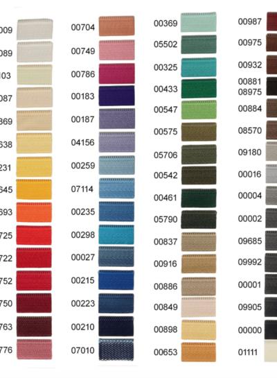 optilon Optilon S40 rits 20 cm - veel kleuren