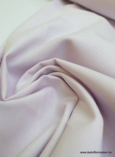solid cotton lila