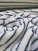 marine streepjes spons - rekbare badstof