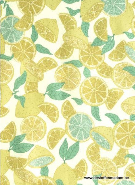 Summer lemonade - katoen
