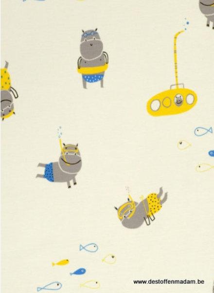 Hippos Diving jersey