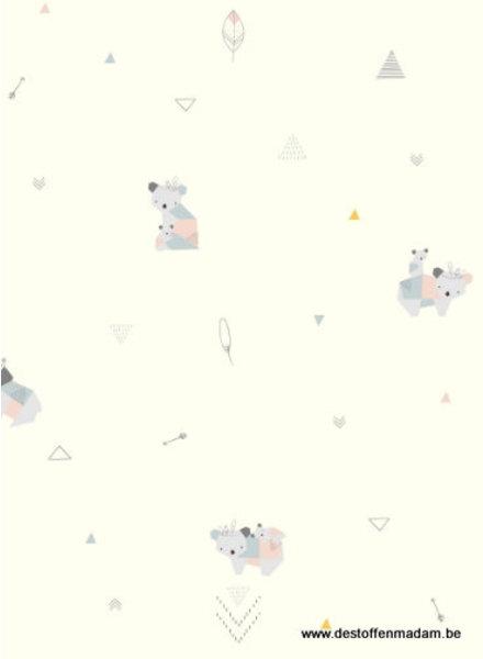 Little koalas - katoen