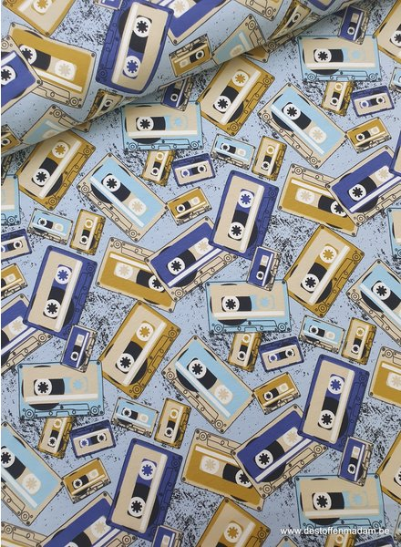 cassette jersey