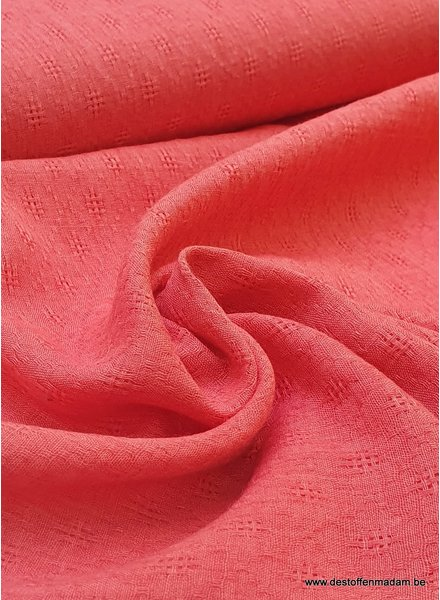 coral ayour fine cotton - nice quality