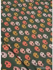 green blossom - tricot
