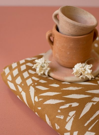 Atelier Brunette Shade Ochre - viscose