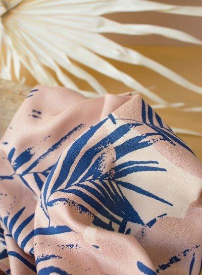 Atelier Brunette Canopy Cobalt - viscose