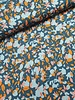 fantasy leaves - viscose tricot