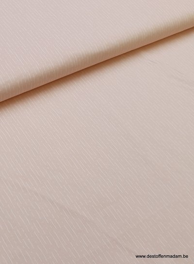 dashed pink cotton