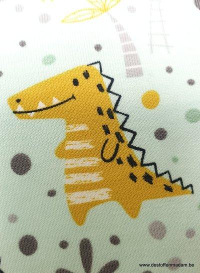 mint - cute wild life - jersey