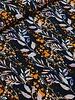 aquarel flowers - tricot