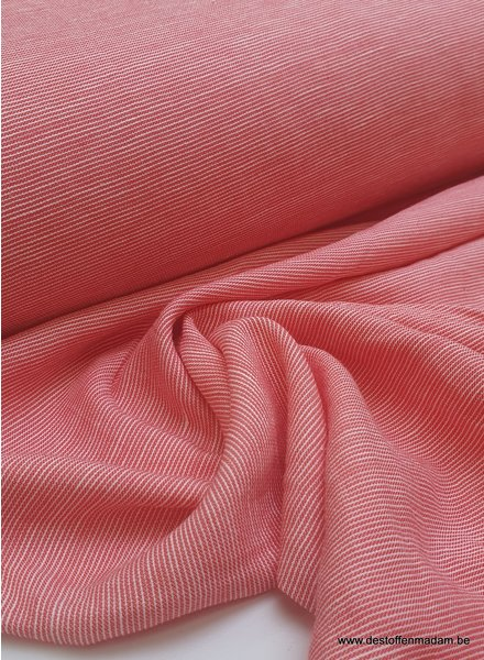 Japanese linen viscose mix
