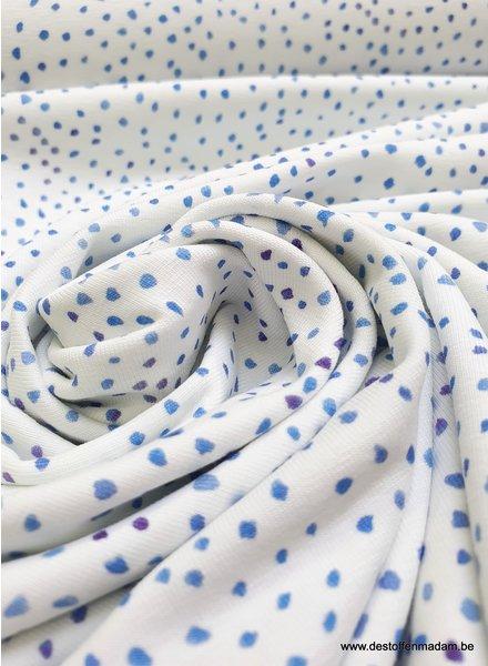 blue dots - jersey