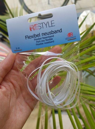 flexible noseband 5m