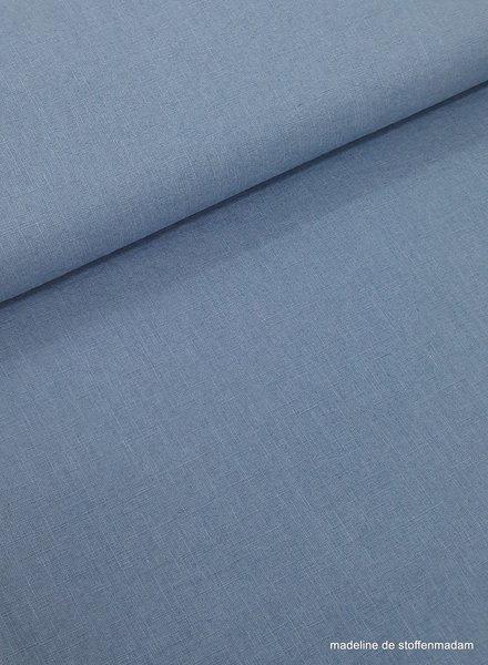 blauw - linnen