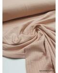 oudroze - double gauze stretch - baby cotton