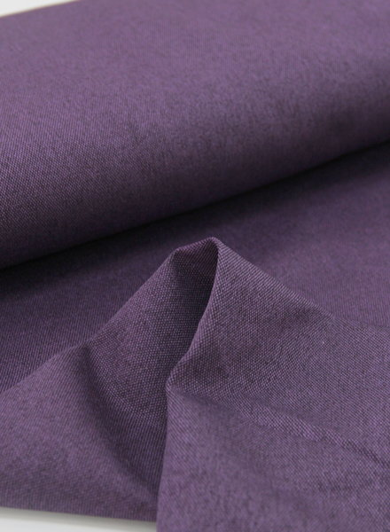 deco fabric purple