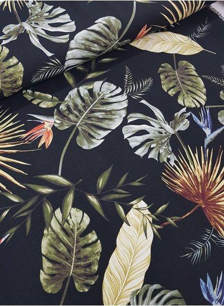 black leaves - bengaline