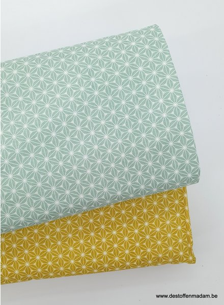 diamond mint - cotton