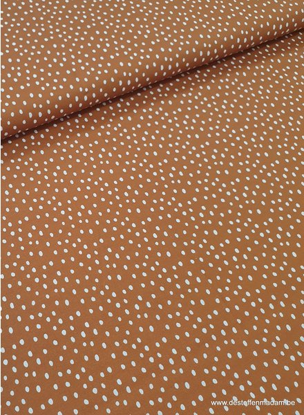 dreamy - dots - oker