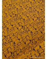 oker - dierenkopjes - tricot