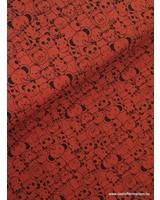 roest - dierenkopjes - tricot