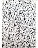 wit - dierenkopjes - tricot