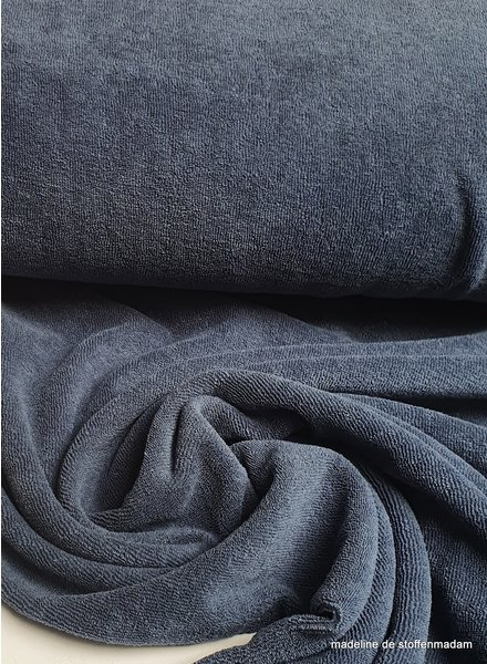 M jeans stretch sponge or terry
