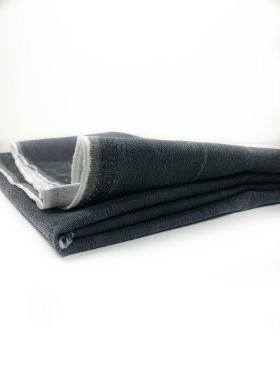 Armani 9oz - Armani - Washed stretch denim - carcoal