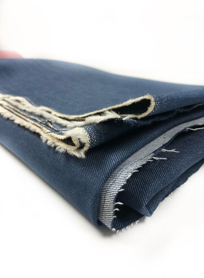 9.5oz - stretch denim light indigo - European quality