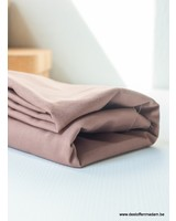 Mind The Maker 9 oz - dusty rose -  washed cotton twill