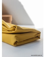 Mind The Maker 9 oz - mellow yellow -  washed cotton twill