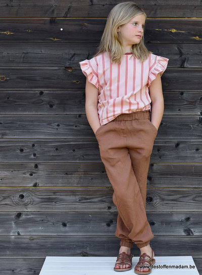 Bel'Etoile Nio/Nia short, shirt en broek - maat 80 tot 158