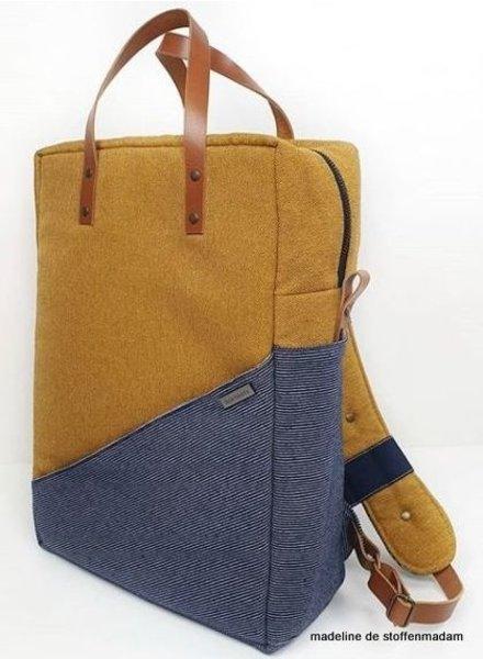 BOB backpack pattern