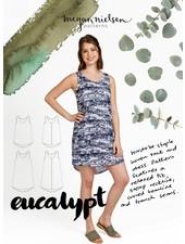 Megan Nielsen Eucalyptus dress and tanktop - englisch pattern