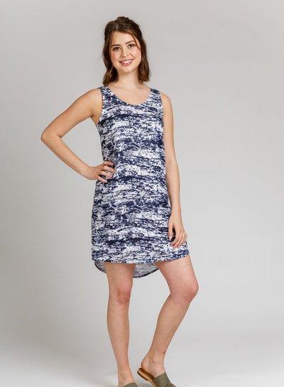Megan Nielsen Eucalypt dress and tanktop - engels patroon