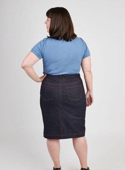 Cashmerette Ellis skirt - engels patroon