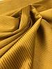 ocre gold velvet corduroy - velvet deco fabric