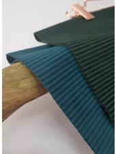 petrol velvet corduroy - velvet deco fabric