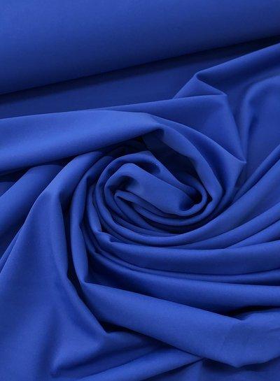 kobaltblauw - lycra
