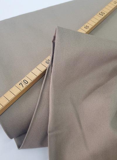 sand - cotton twill - soft touch 9.5 oz