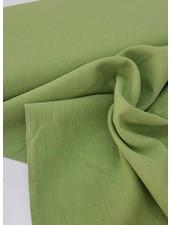 Effen fris groen - linnen