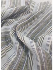 gestreept linnen van Italiaanse makelij